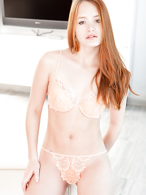 SexArt  Denisa Heaven  Red Heads, Softcore, Erotic